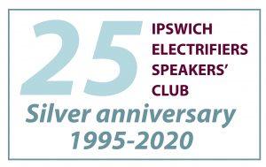 25 years Ipswich Electrifiers